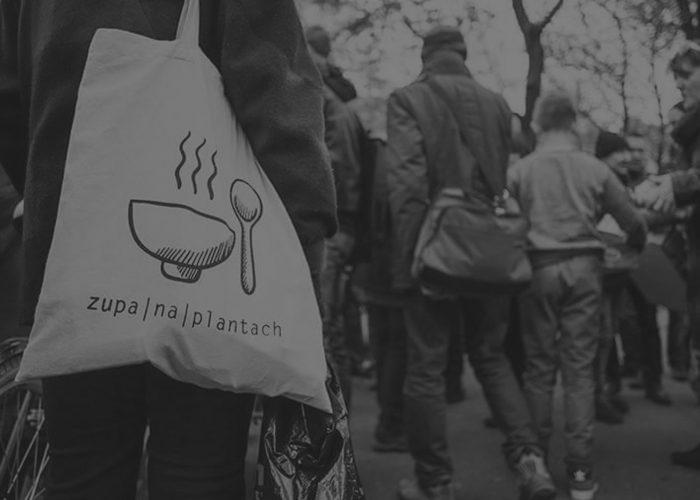 Zupa NaPlantach: Nieprzychodzimy, żebyzbawiać
